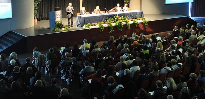 """Congresso Montesilvano (Pescara): """"Il potere misterioso dell'invisibile: i tre cervelli più uno."""""""