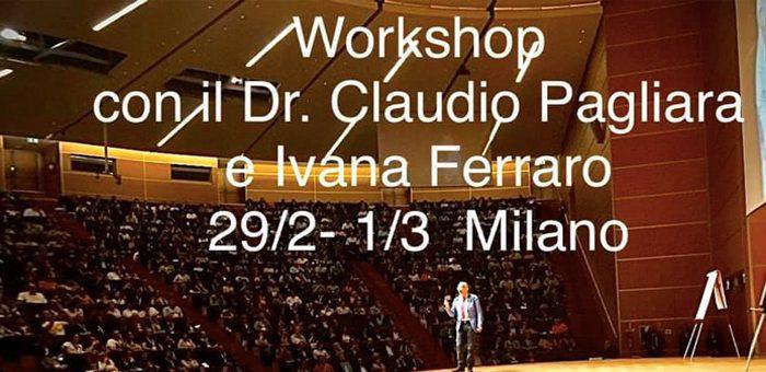 """Workshop a Milano: """"La Guarigione Spirituale"""""""