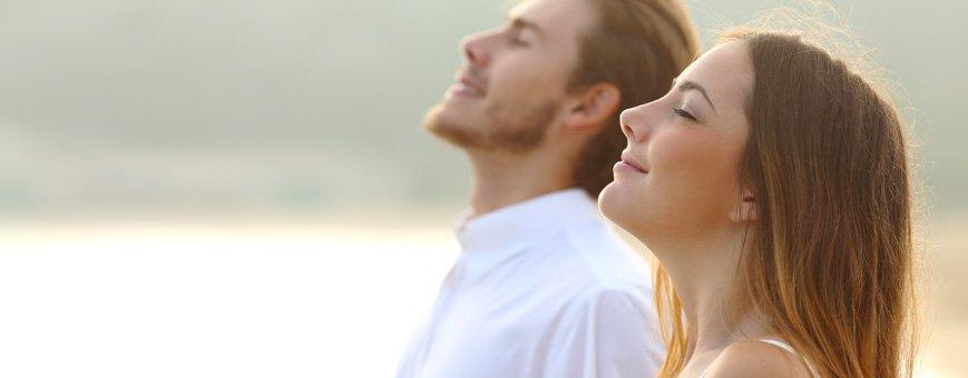 l'importanza di respirare bene